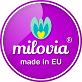 Milovia - european reusable nappies, nappy covers, absorbing inserts, PUL wet bags, blankets, pillows. Milovia manufacturer of ecological cloth nappies.
